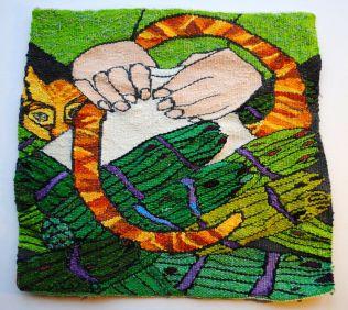 The Asparagus Sellers Big Orange Cat
